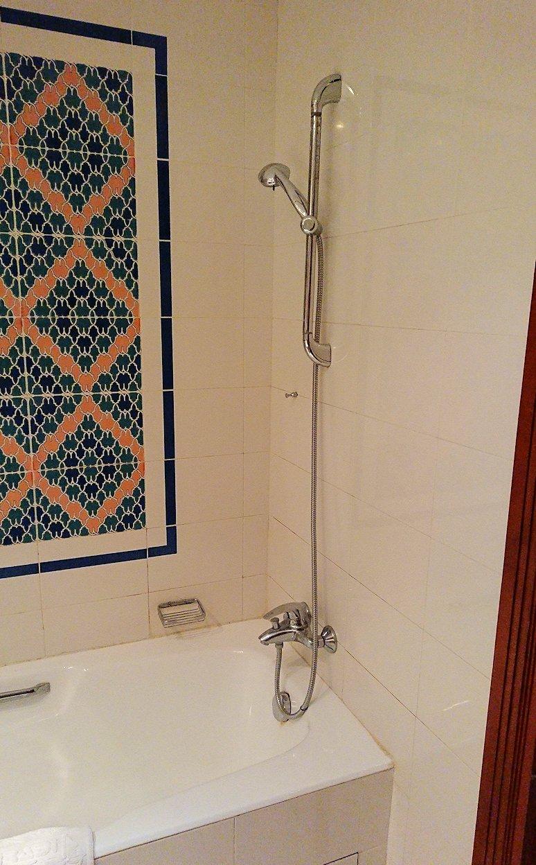 チュニジアのチュニスにあるエルムラディ・アフリカ・ホテルの部屋の様子は?2