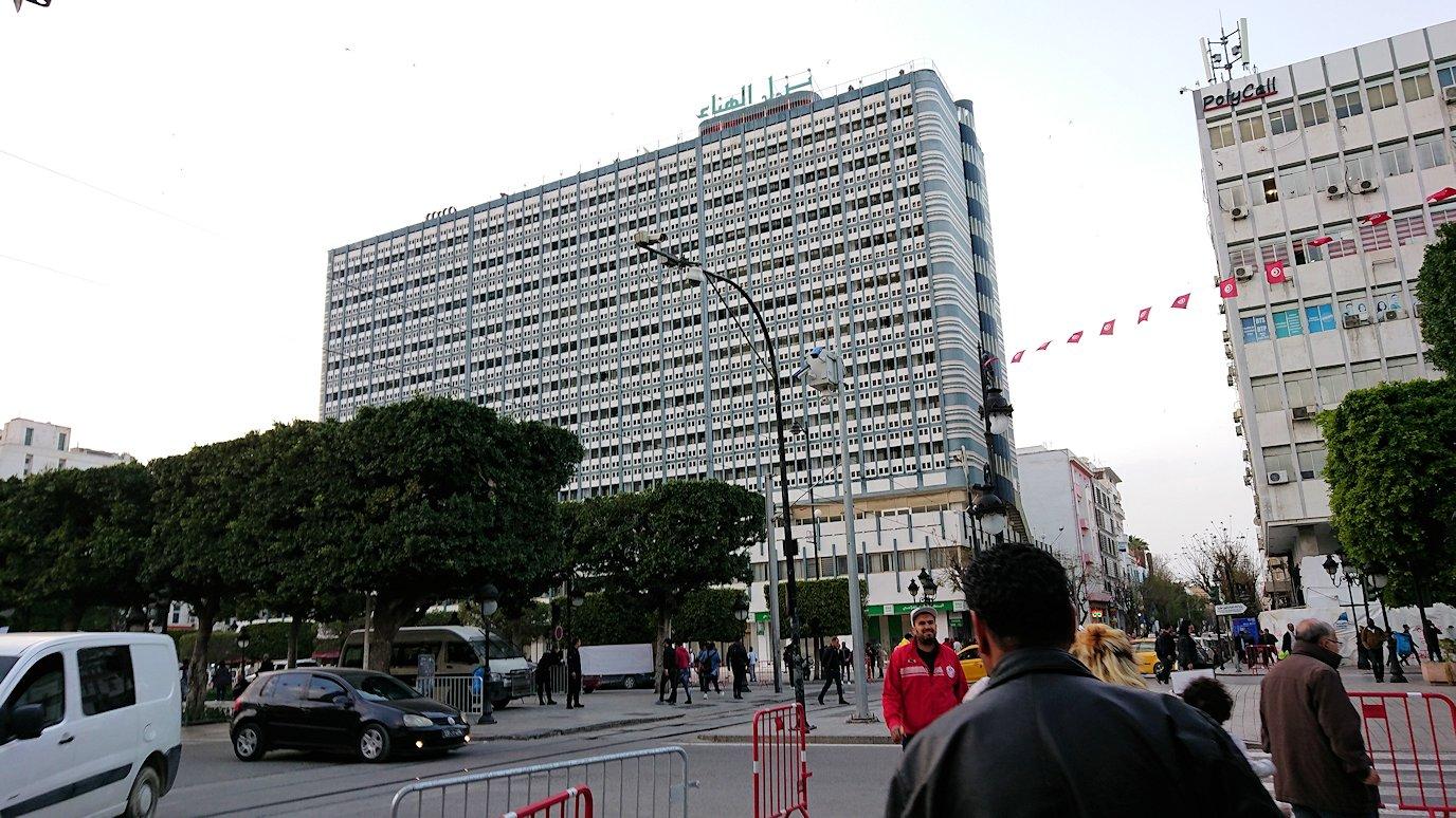 チュニジアのチュニスにあるエルムラディ・アフリカ・ホテルの部屋の様子は?7