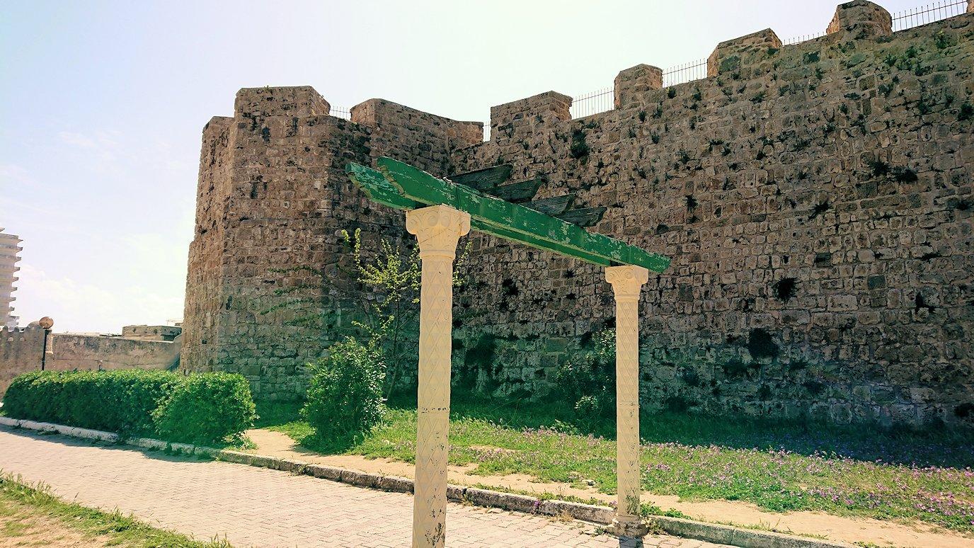 チュニジア:ビゼルトの街のカスバで4