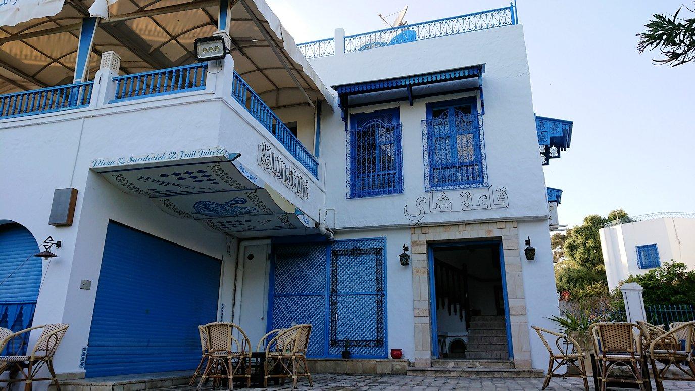 チュニジア:シディ・ブ・サイドで最後まで散策してみる