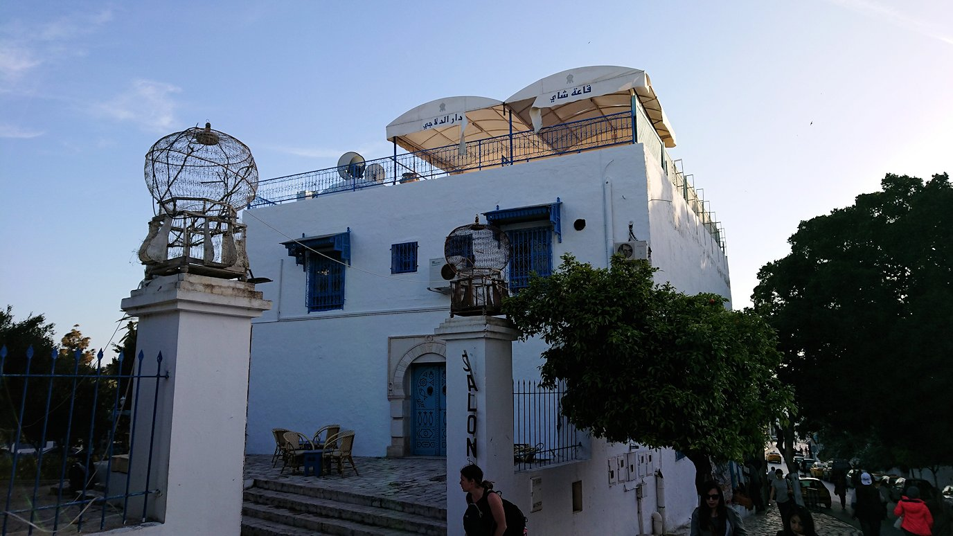 チュニジア:シディ・ブ・サイドで最後まで散策してみる2