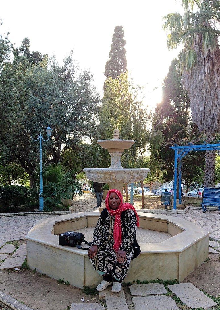チュニジア:シディ・ブ・サイドで最後まで散策してみる6