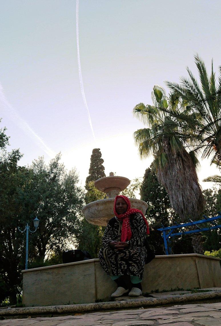 チュニジア:シディ・ブ・サイドで最後まで散策してみる7