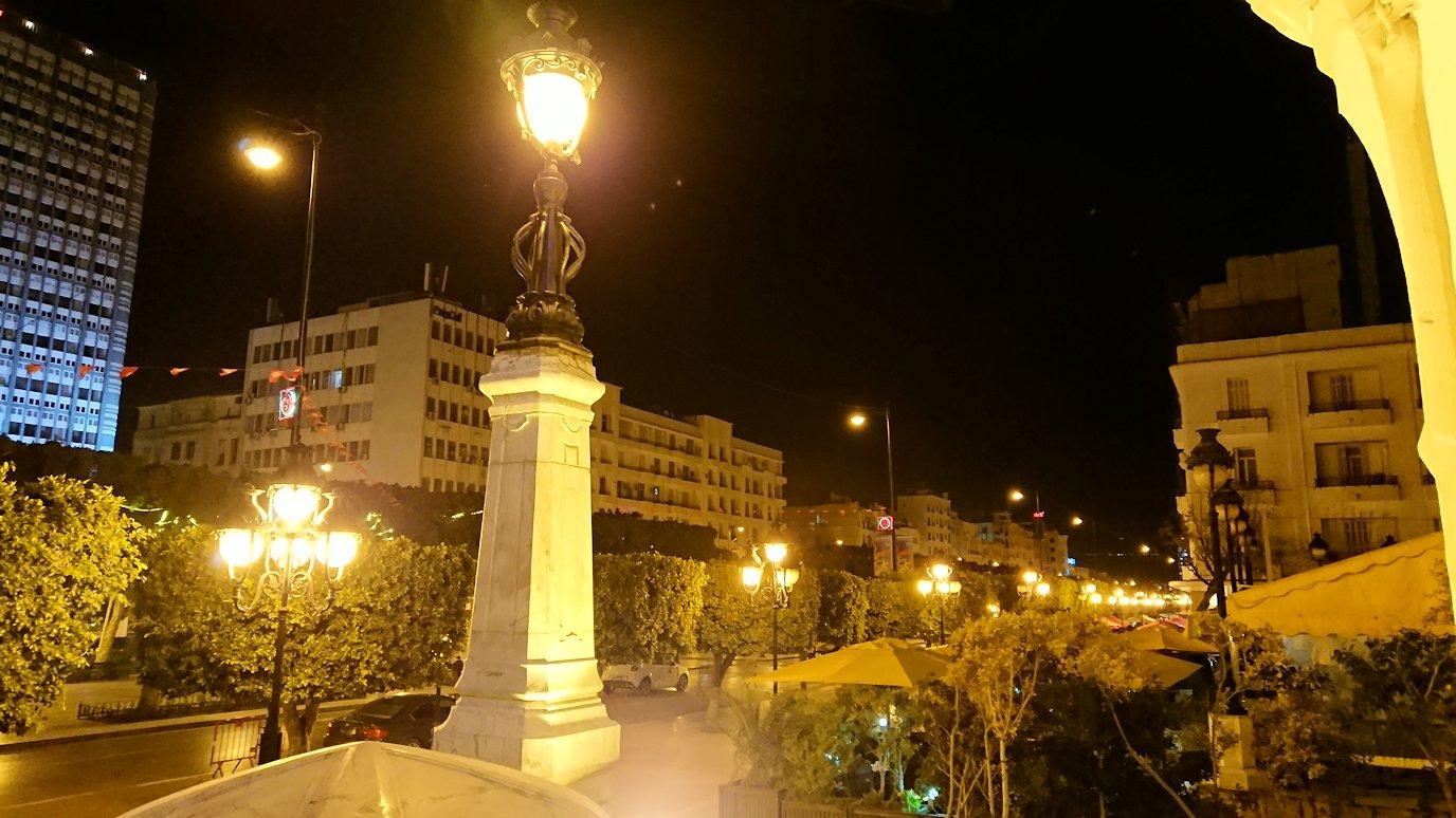 チュニジア:チュニス最後の夜を満喫1