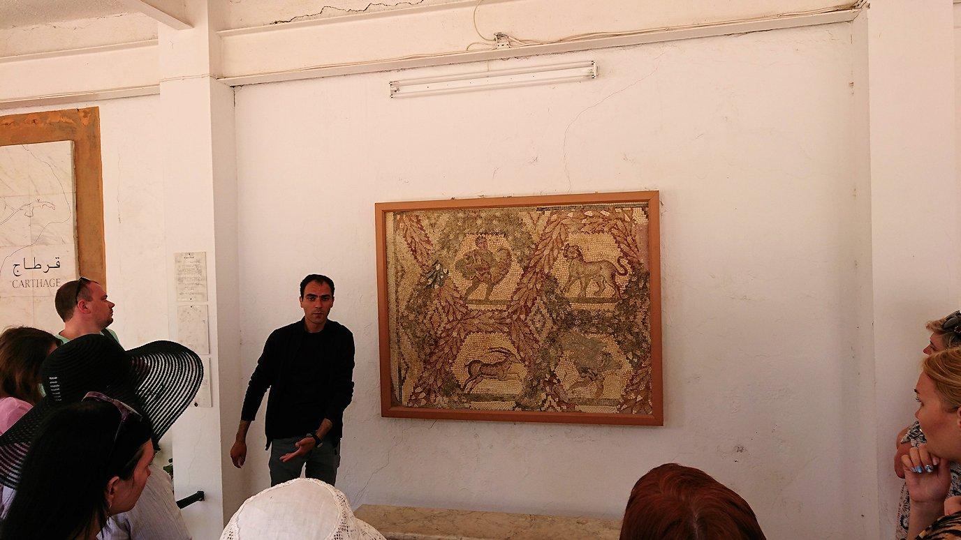 チュニジア:カルタゴ遺跡のビュルサの丘を散策する4