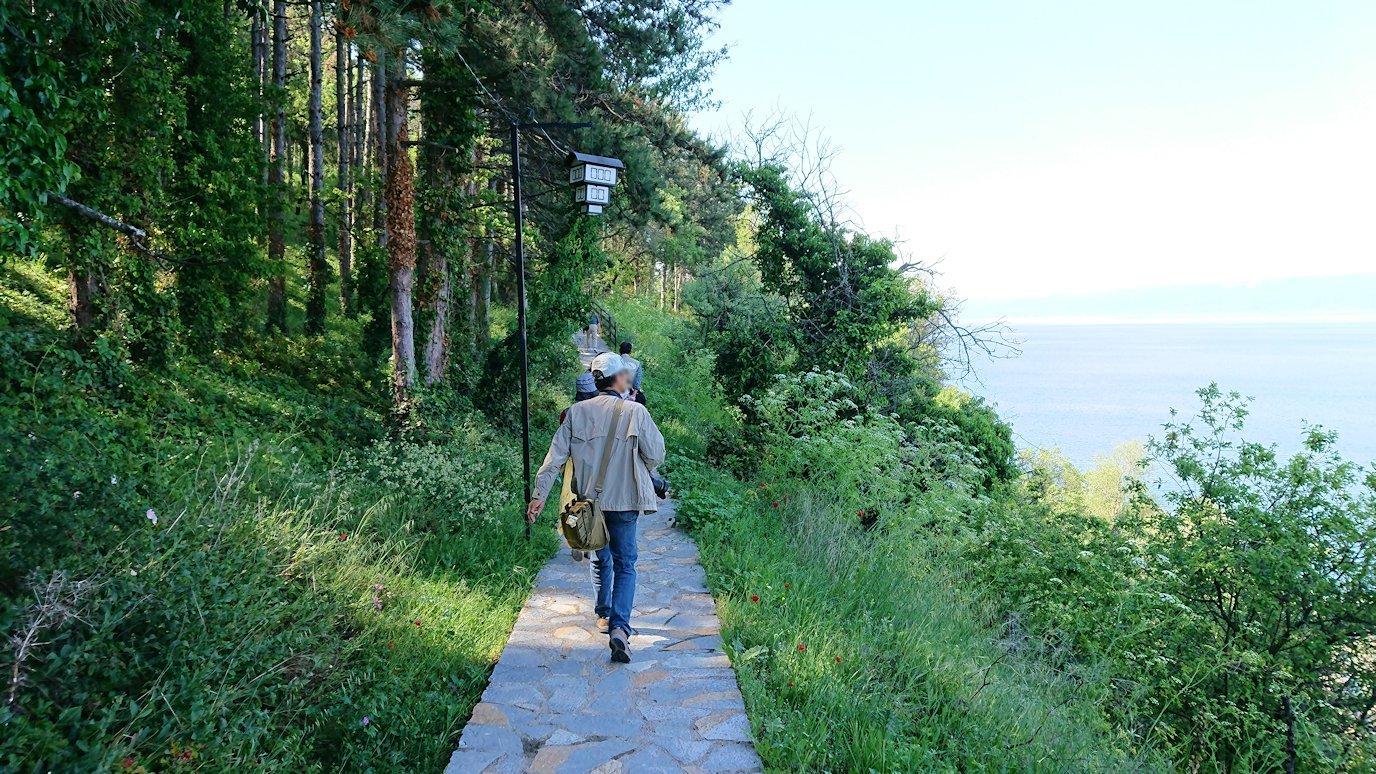 北マケドニアのオフリドで聖ヨハネ・カネオ教会付近を散策してみる5