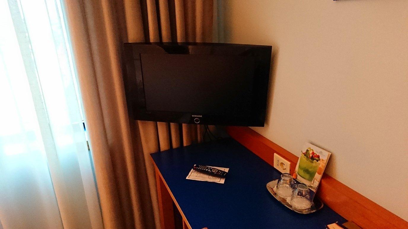 アルバニアで首都ティラナのホテル・インターナショナルの部屋の様子は??4