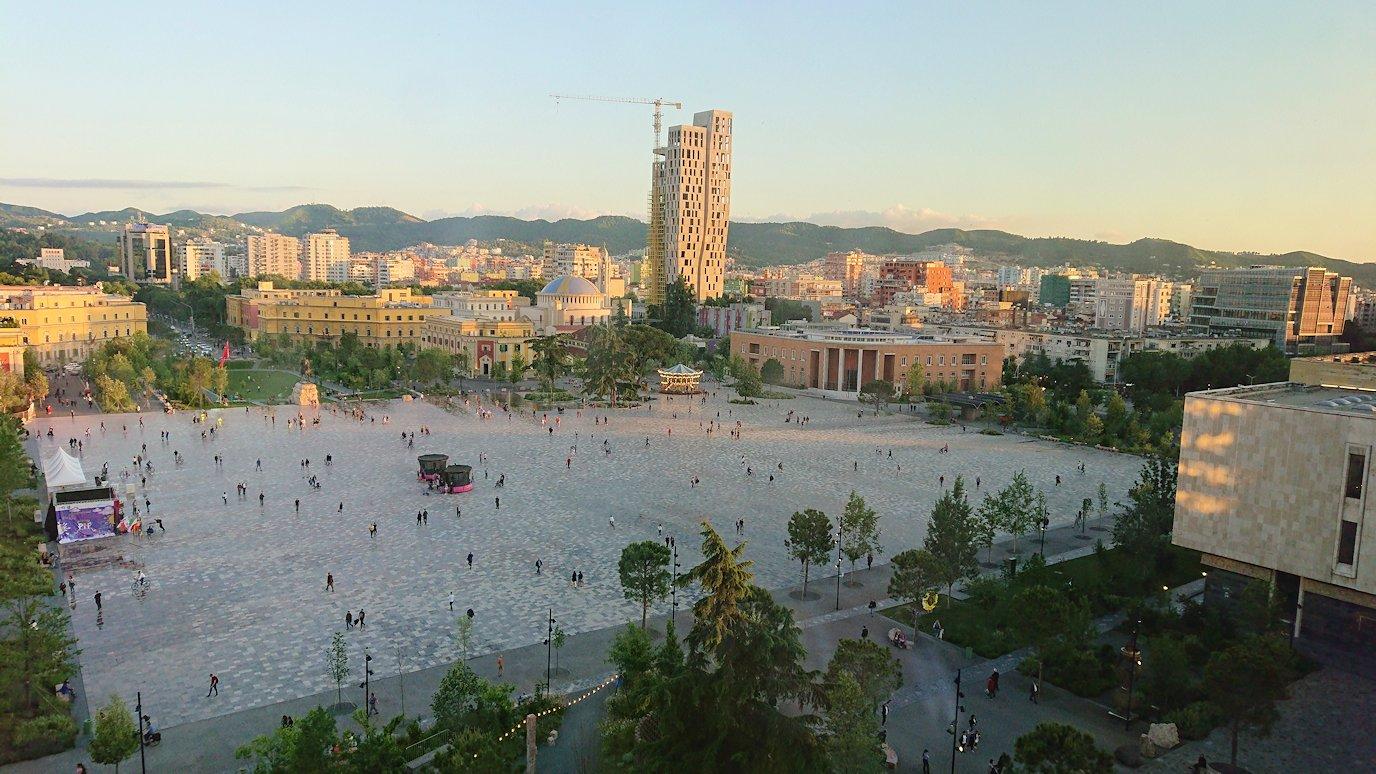 アルバニアで首都ティラナのホテル・インターナショナルの部屋の様子は??5