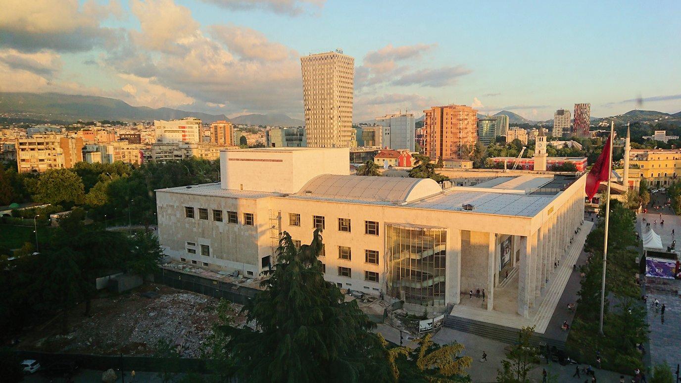 アルバニアで首都ティラナのホテル・インターナショナルの部屋の様子は??6