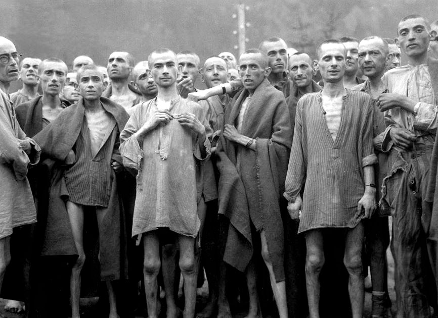 アウシュビッツ強制収容所での当時の景色3