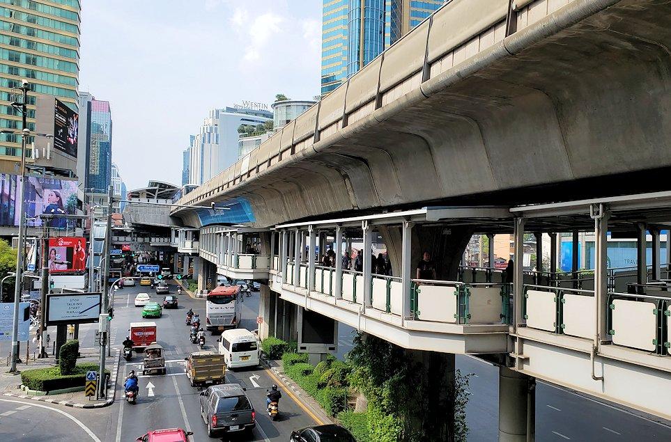バンコク市内を歩いて見えた景色-2
