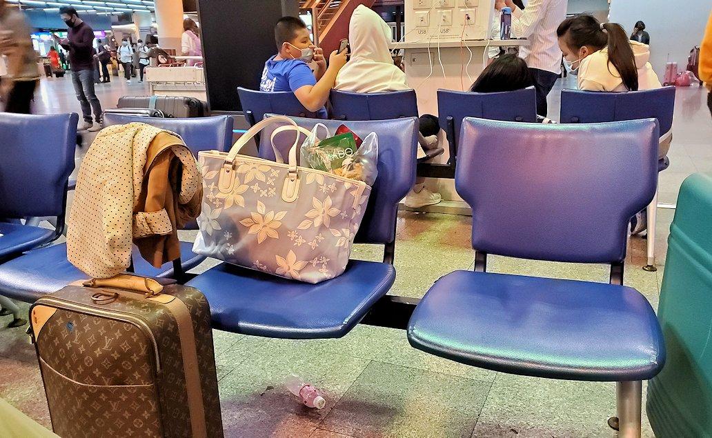 ドンムアン空港内の景色-2