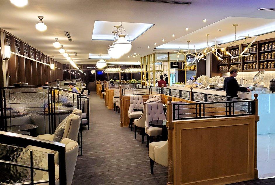 ドンムアン空港内にある「コーラルラウンジ(The Coral Executive Lounge )」