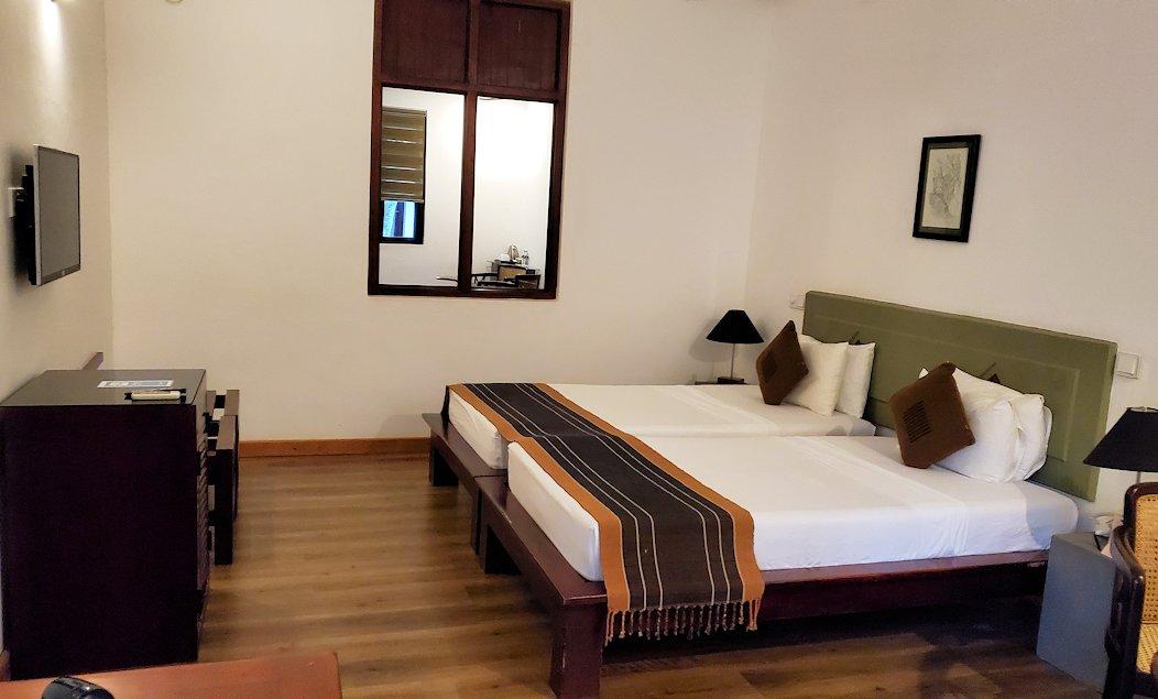 「カサッパ ライオンズ ロック」ホテルの部屋内-2