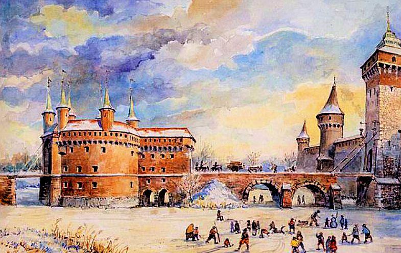 クラクフの要塞