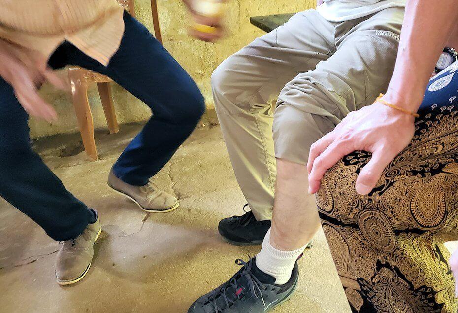 「Luck Grove Spice Garden」でムダ毛処理の薬品を試す