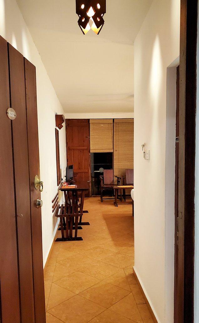 ゴールの街にある【ホテル】ザ・ロング・ビーチ・リゾートの部屋