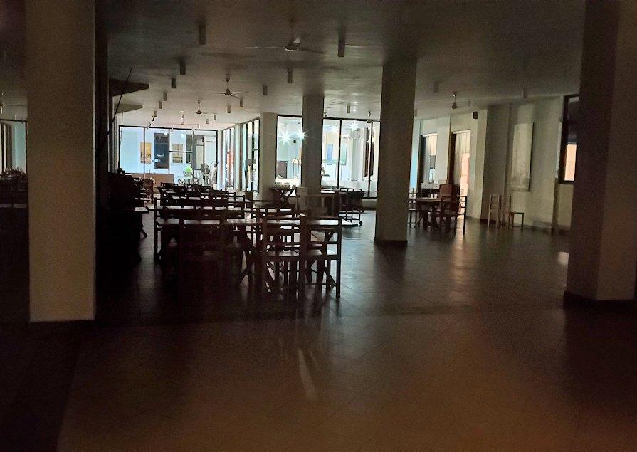 【ホテル】ザ・ロング・ビーチ・リゾートのレストラン会場