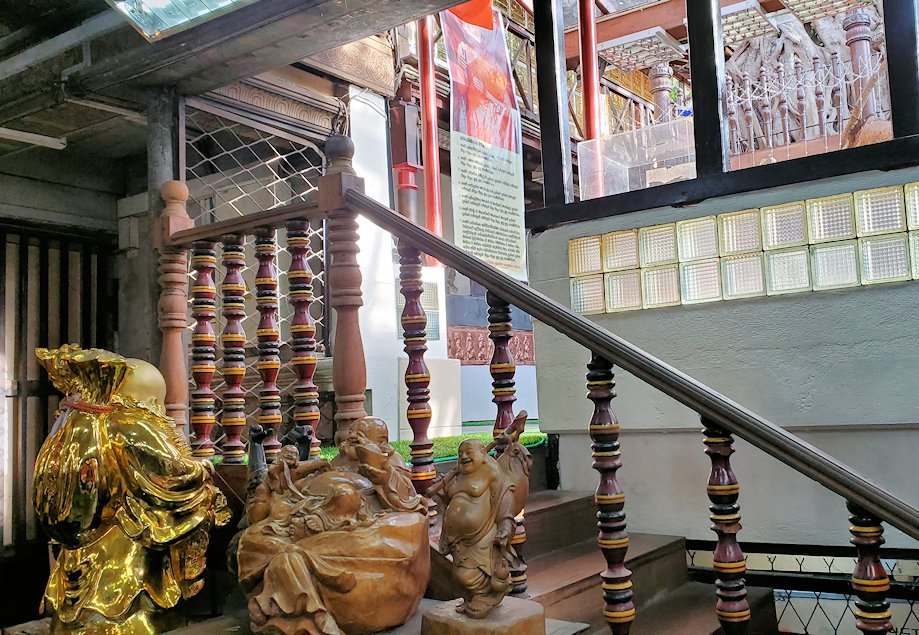 ガンガラーマ寺院敷地内の博物館-3