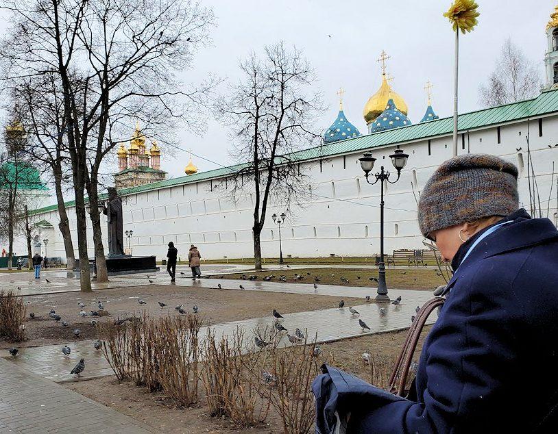 セルギエフ・ポサドに到着