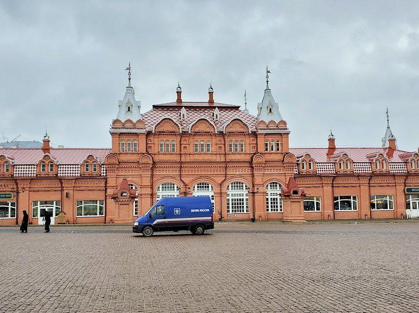 トロイツェ・セルギエフ大修道院群周辺の建物