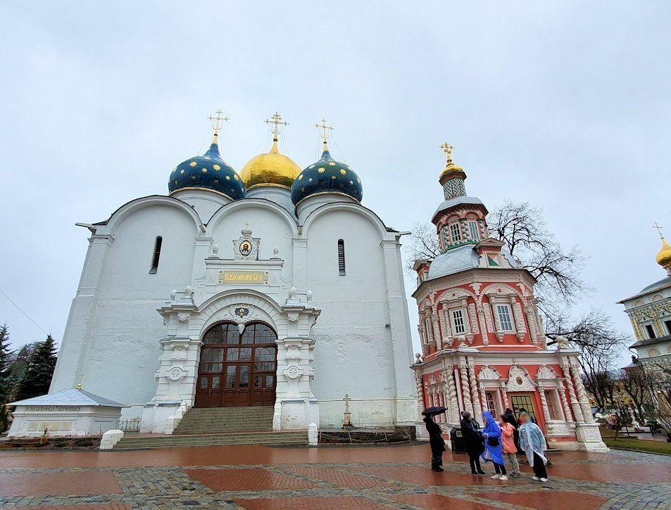 セルギエフ・ポサードにあるトロイツェ・セルギエフ大修道院敷地内の建物-4