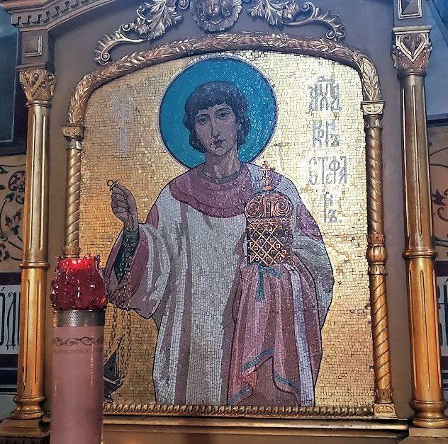 ウスペンスキー大聖堂内の景色-2