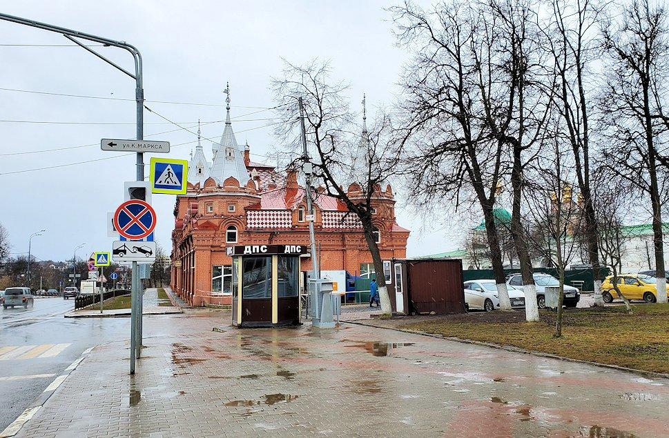 セルギエフ・ポサードの景色
