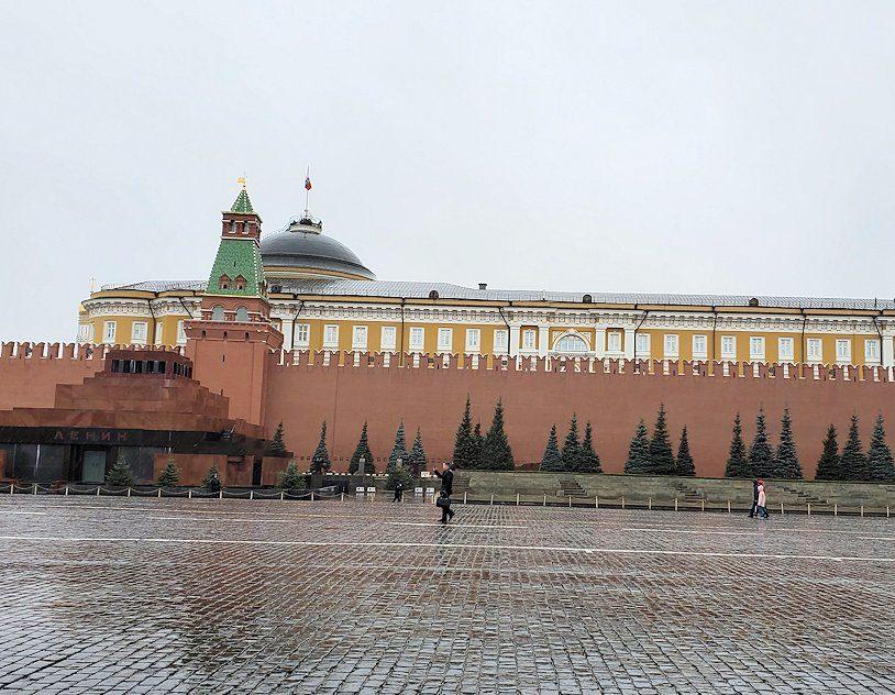 赤の広場周辺に建てられている建物-2