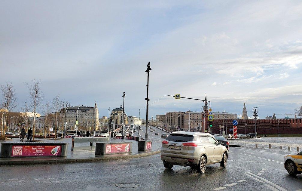 赤の広場周辺の景色