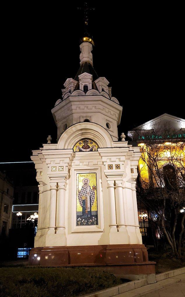 「救世主キリスト大聖堂」近くにある礼拝堂