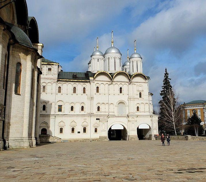 モスクワのクレムリン内にある「十二使徒聖堂」