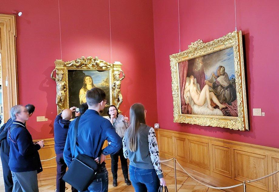 エルミタージュ美術館に飾られている絵画-1