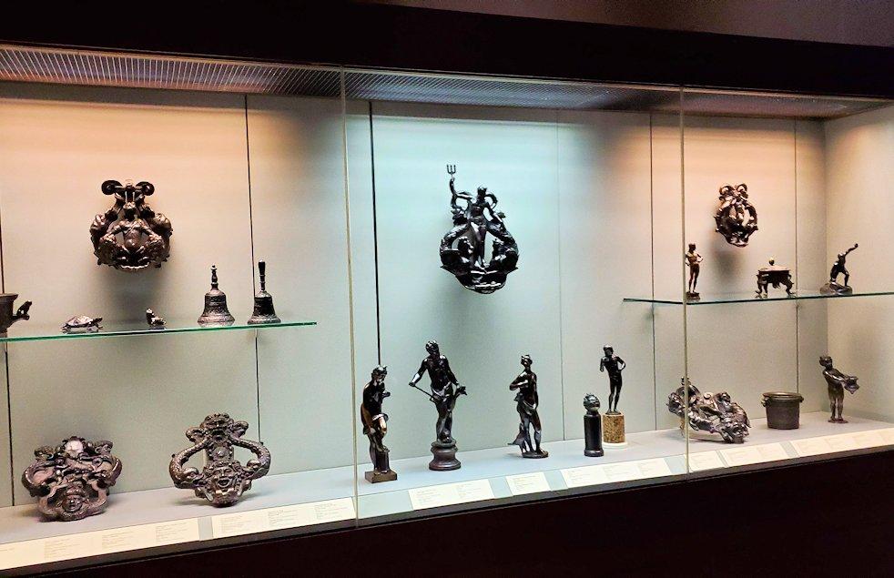 エルミタージュ美術館に置かれていた美術品の数々
