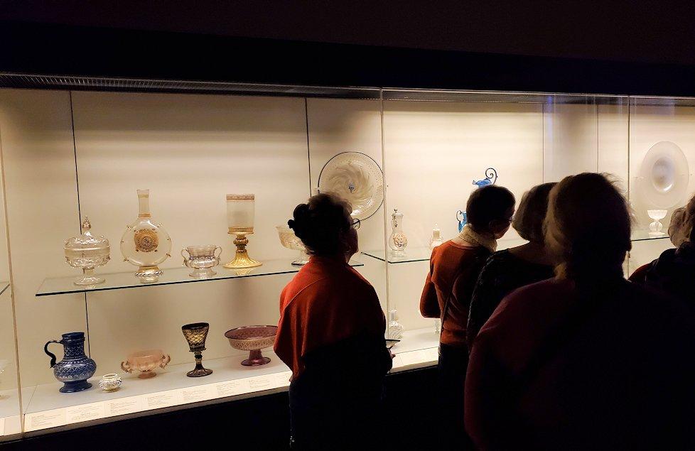 エルミタージュ美術館に置かれていた美術品の数々-1