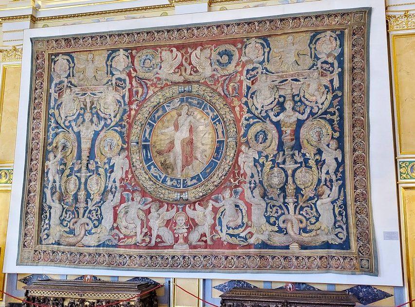 エルミタージュ美術館にある「ラファエロの間」に飾られているタペストリー