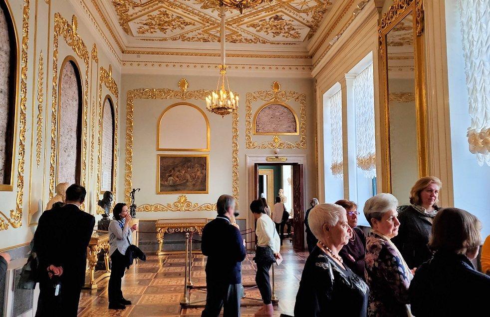 ルミタージュ美術館の「ラファエロ派のホール」