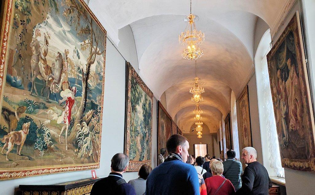 エルミタージュ美術館を自由に見学する