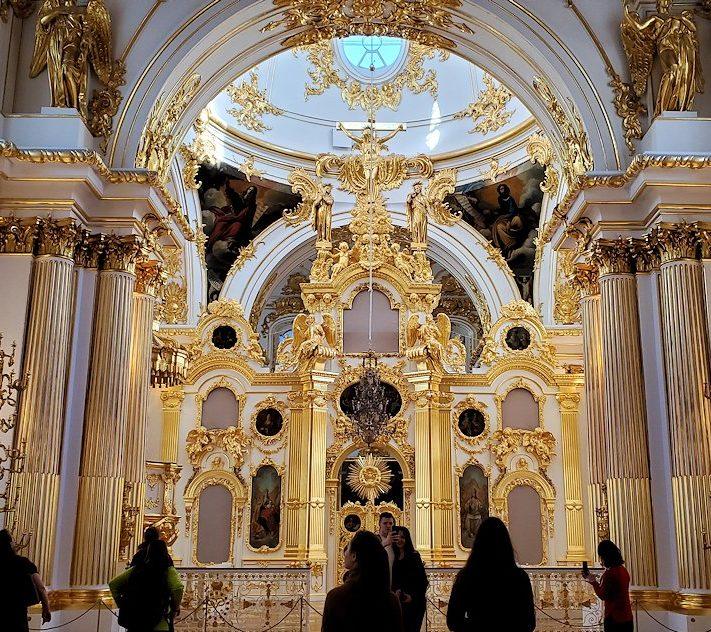 エルミタージュ美術館にある「大教会(救世主・自印聖像)」