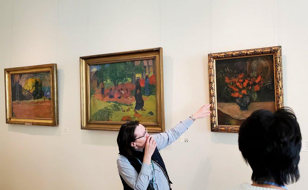 ポール・ゴーギャン(Paul Gauguin)の作品