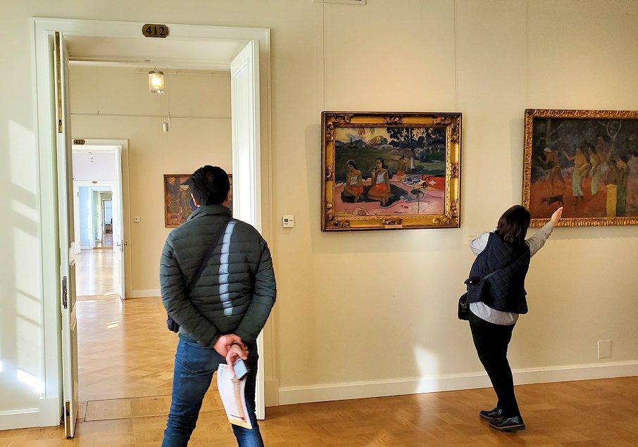 ポール・ゴーギャン(Paul Gauguin)の作品-2