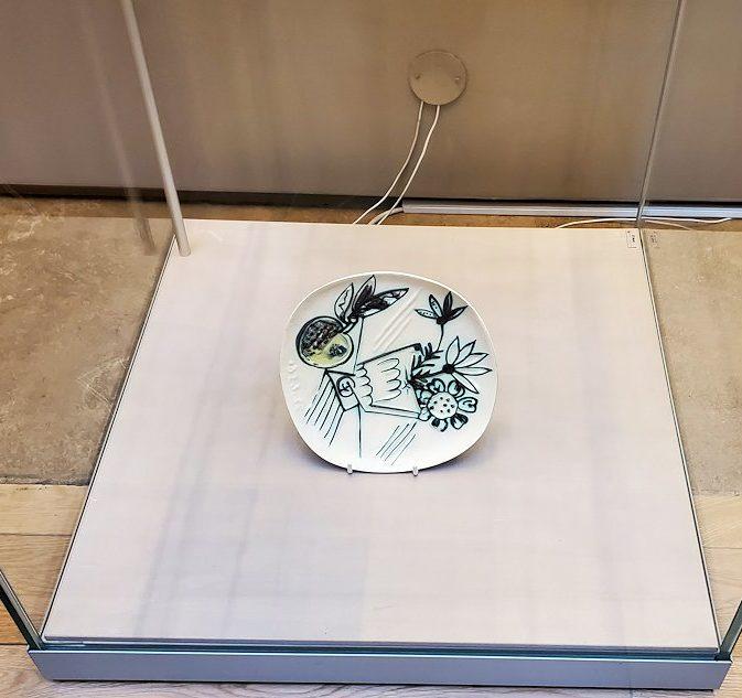 エルミタージュ新館にある「パブロ・ピカソの間」の彫刻作品-2