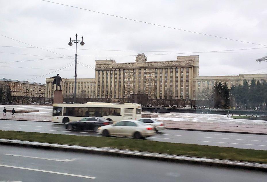 サンクトペテルブルク市内に建物