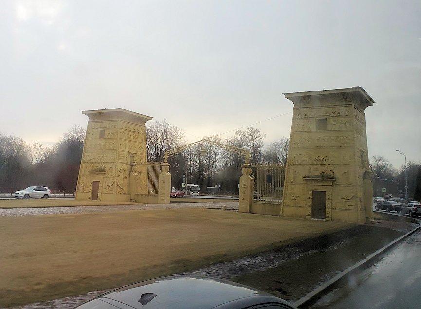 サンクトペテルブルクにある戦勝記念碑