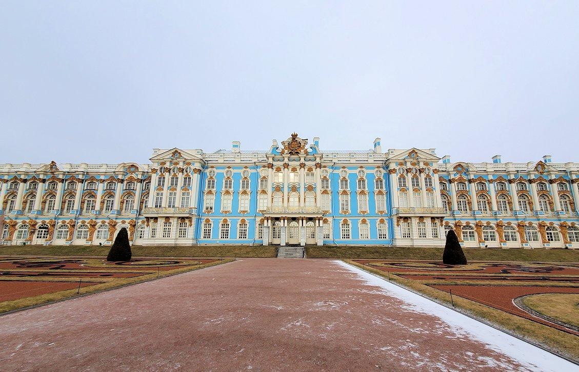 エカテリーナ宮殿の建物-4