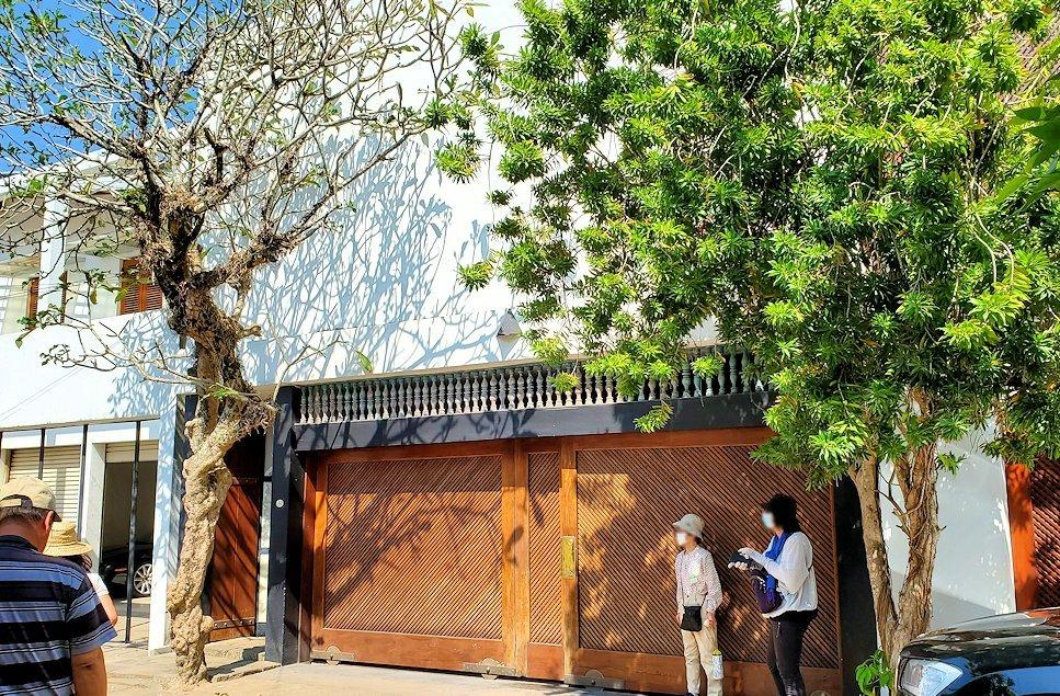 コロンボにある「ジェフリー・バワ」が事務所として使っていた建物-2