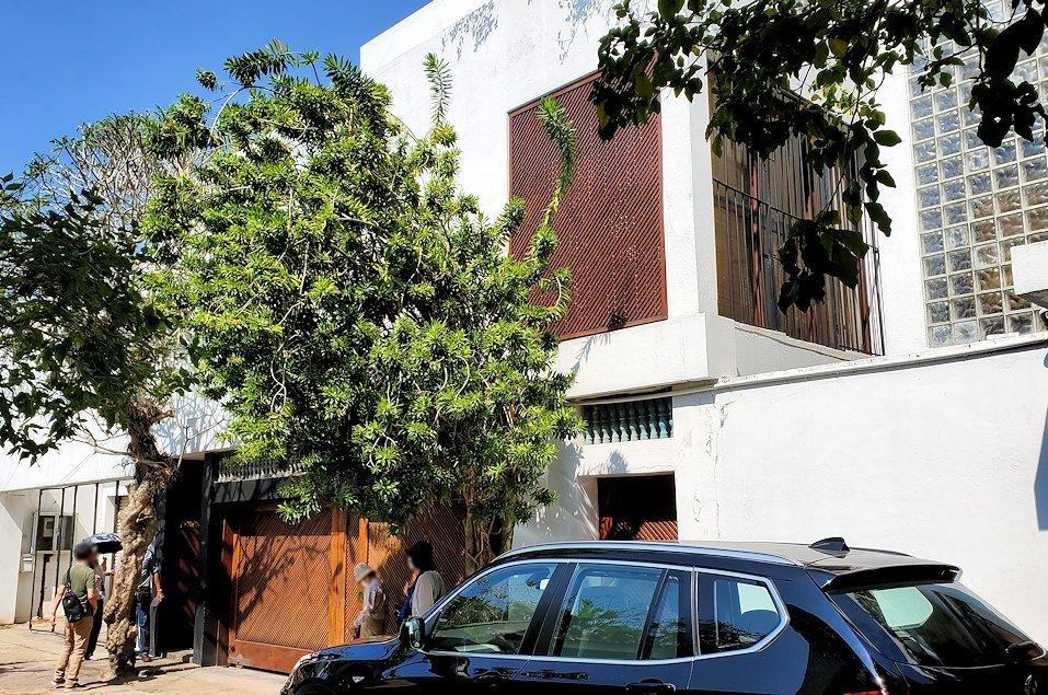コロンボにある「ジェフリー・バワ」が事務所として使っていた建物-4