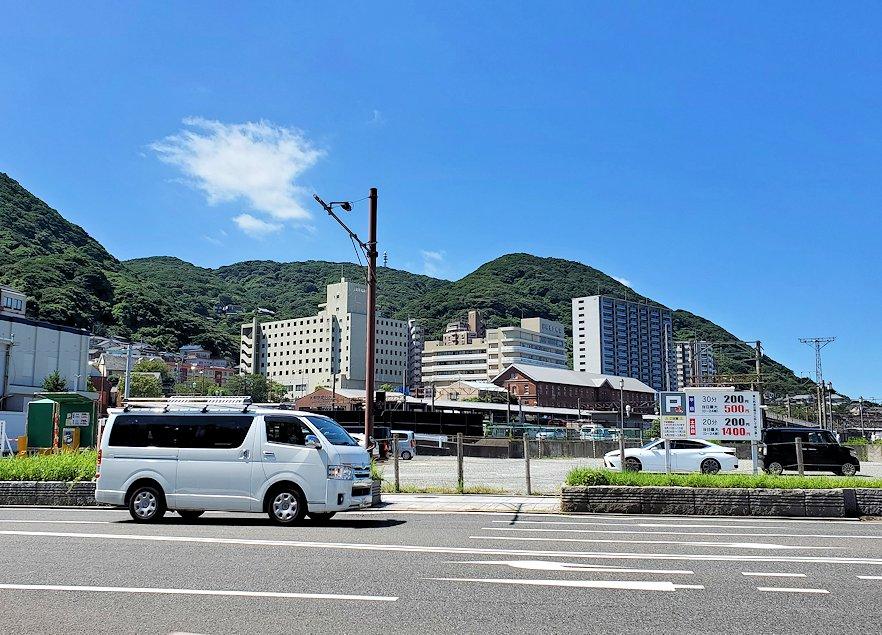北九州市門司港付近の景色-1
